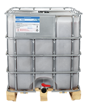 Biomicrogel® BMG⁠⁠-⁠⁠P202 in IBC container 1000 l