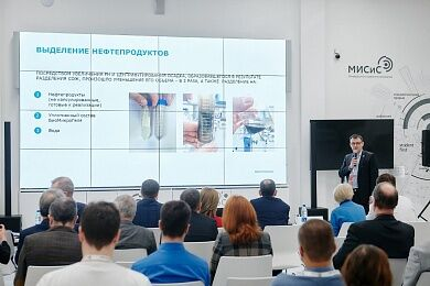 Implementation of solution for separation of spent cutting tool lubricants introduced by the Biomicrogel Group is expected at Chelyabinsk Tube Rolling Plant and Pervouralsky Novotrubny Works